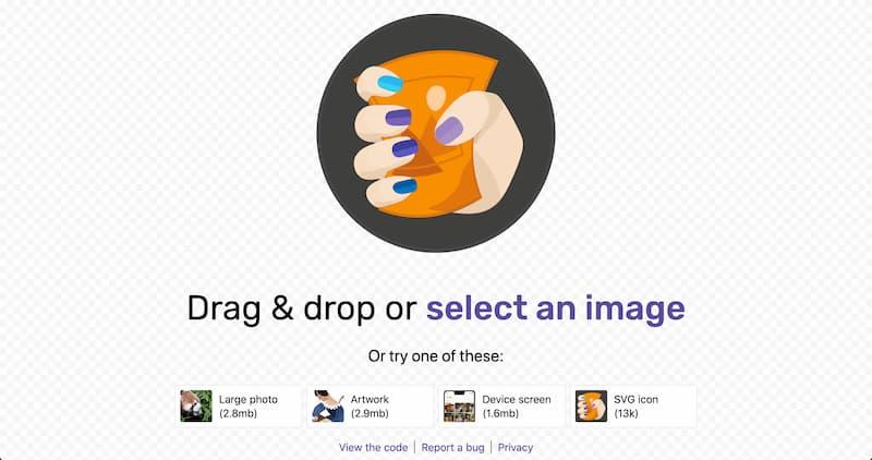 画像圧縮ツール